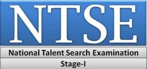 NTSE Stage-1