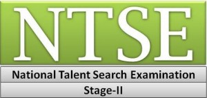 National Talent Search Exam Stage-2