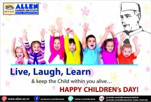 Happy Children's Day by ALLEN Team